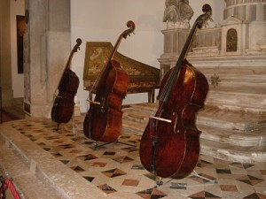 Museo della Musica di Venezia, interno