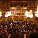 Musikverein Vienna interno