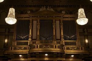 Musikverein Vienna organo Rieger