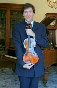 violino Stradivari Leclair