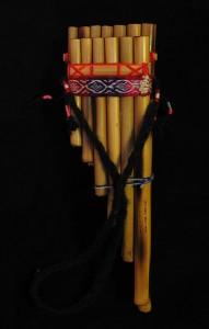 flauto di Pan cileno