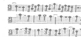 Le sonate a tre, da camera o da chiesa, una delle forme musicali più in voga nel periodo barocco