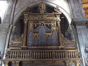 Organo ella Cattedrale di Como