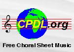 Choral Public Domain Library, L'archivio per la musica corale in pubblico dominio